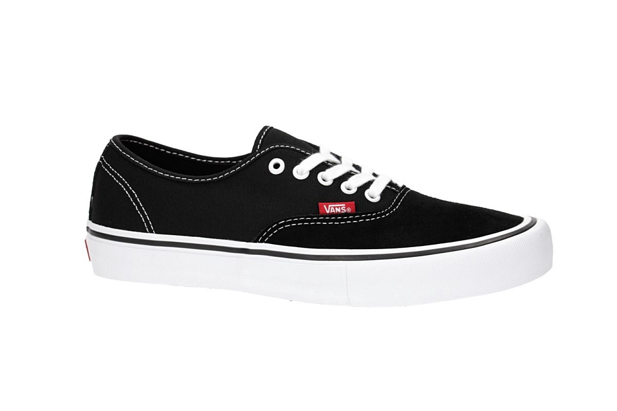 Vans Authentic Pro Shoes (black true white)