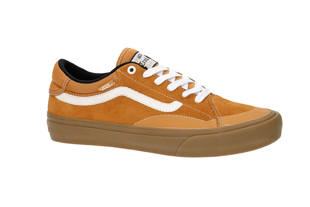 Gum Vans Tnt Prototype Oak True Advanced Shoesgolden White fb6Y7gyv