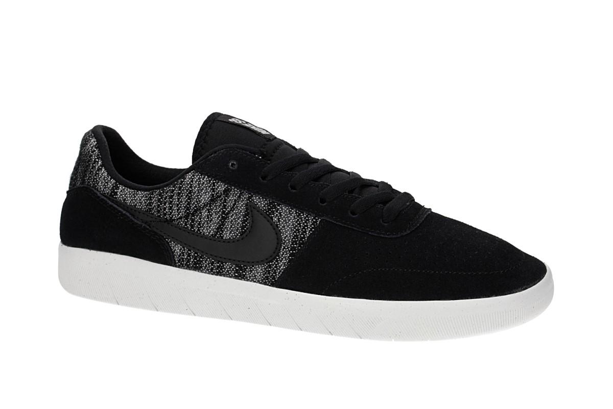 sociedad Vista Frustrante  Nike SB Team Classic Premium Shoes (black summit white) buy at skatedeluxe