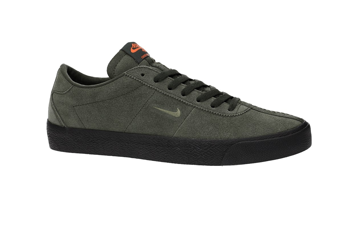 Nike SB Orange Label Zoom Bruin Iso Schuh (black black)