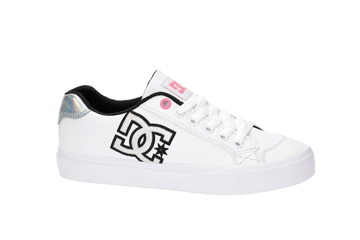 DC Chelsea Plus SE SN Shoes women (white geo)