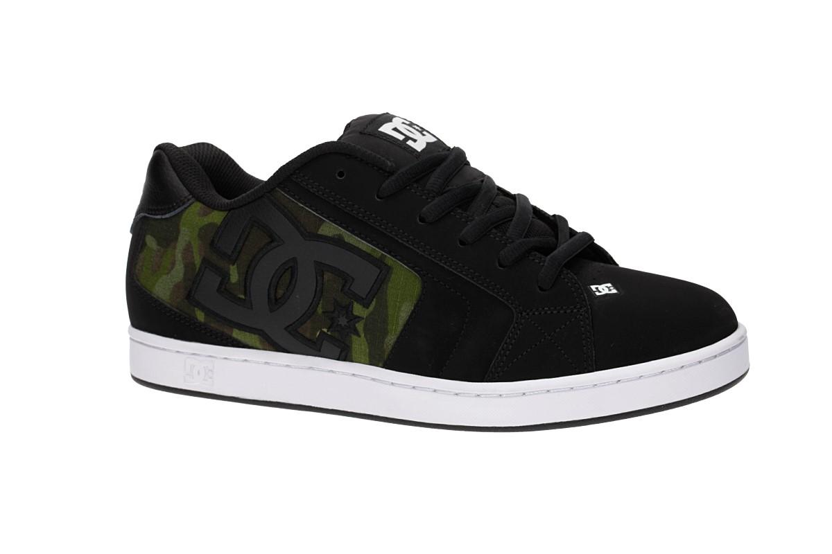 DC Net SE Shoes (black camo print)