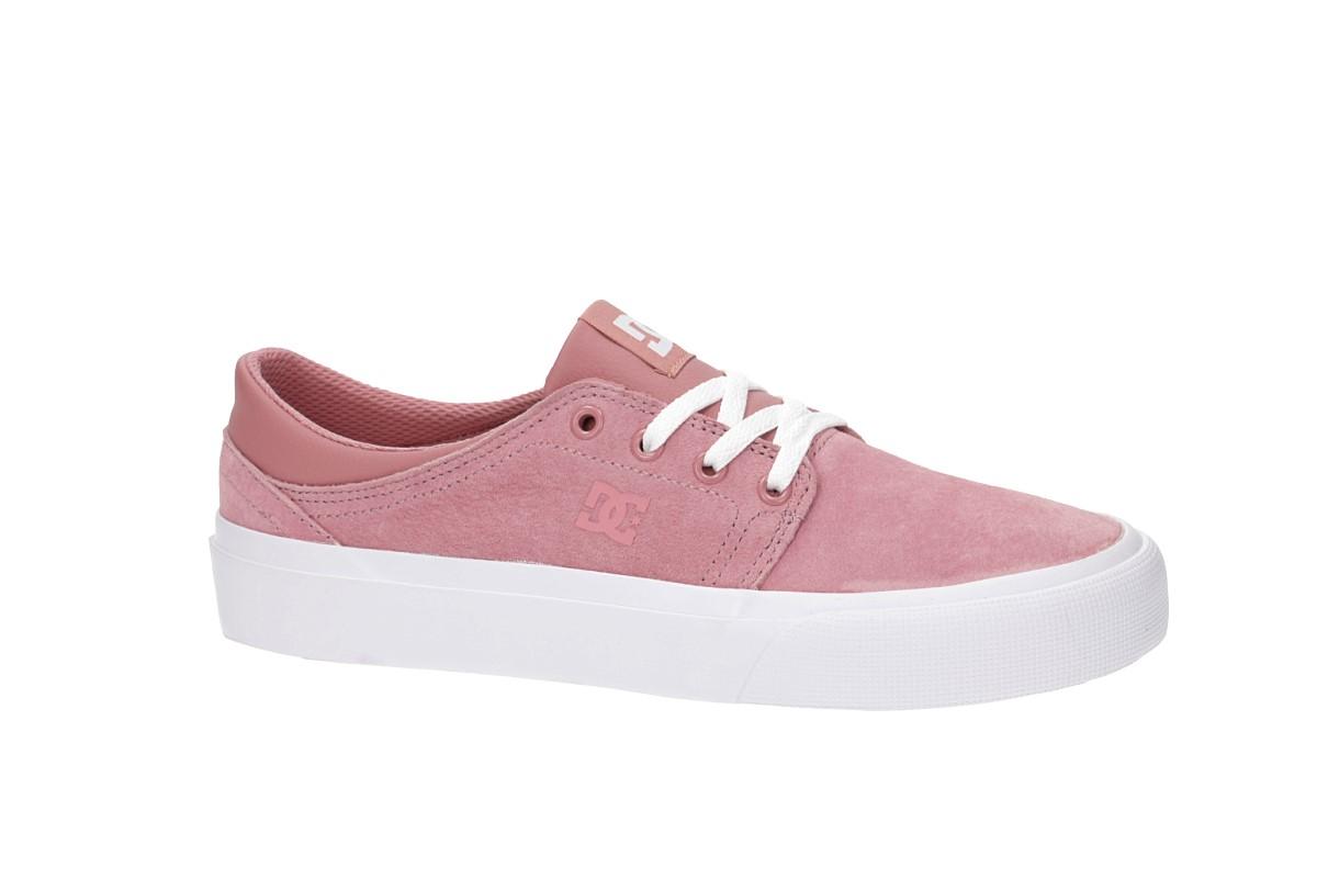 DC Trase SE Shoes women (rose)