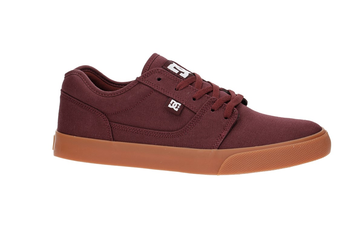 DC Tonik TX Shoes (maroon)