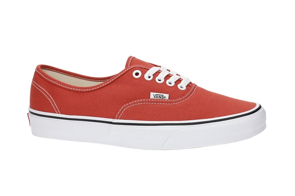 Vans Off The Wall Skateboards Otw Repeat Authentic Red True