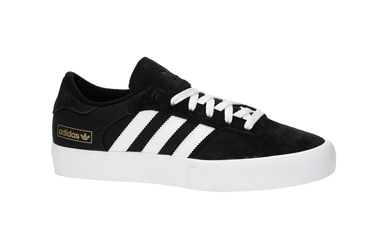 adidas Skateboarding Matchbreak Super Shoes (core black white gold mint)