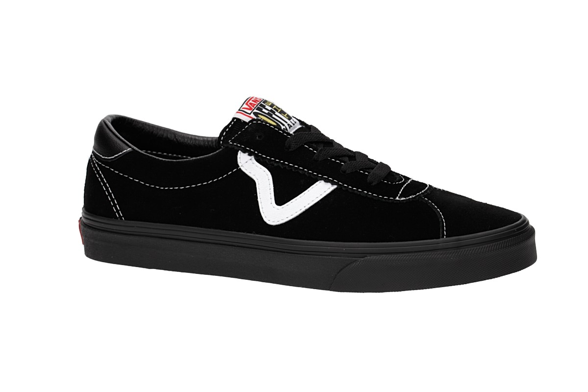 Vans Sport Shoes (black black)