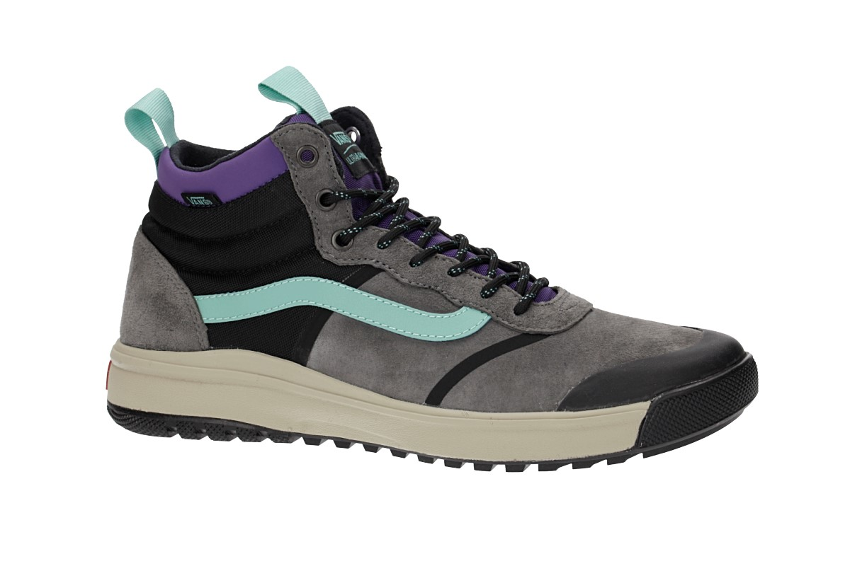Vans UltraRange Hi DL MTE Shoes (pewter eucalyptus)