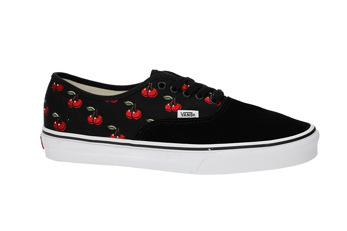 Vans Authentic Shoes (cherries black)