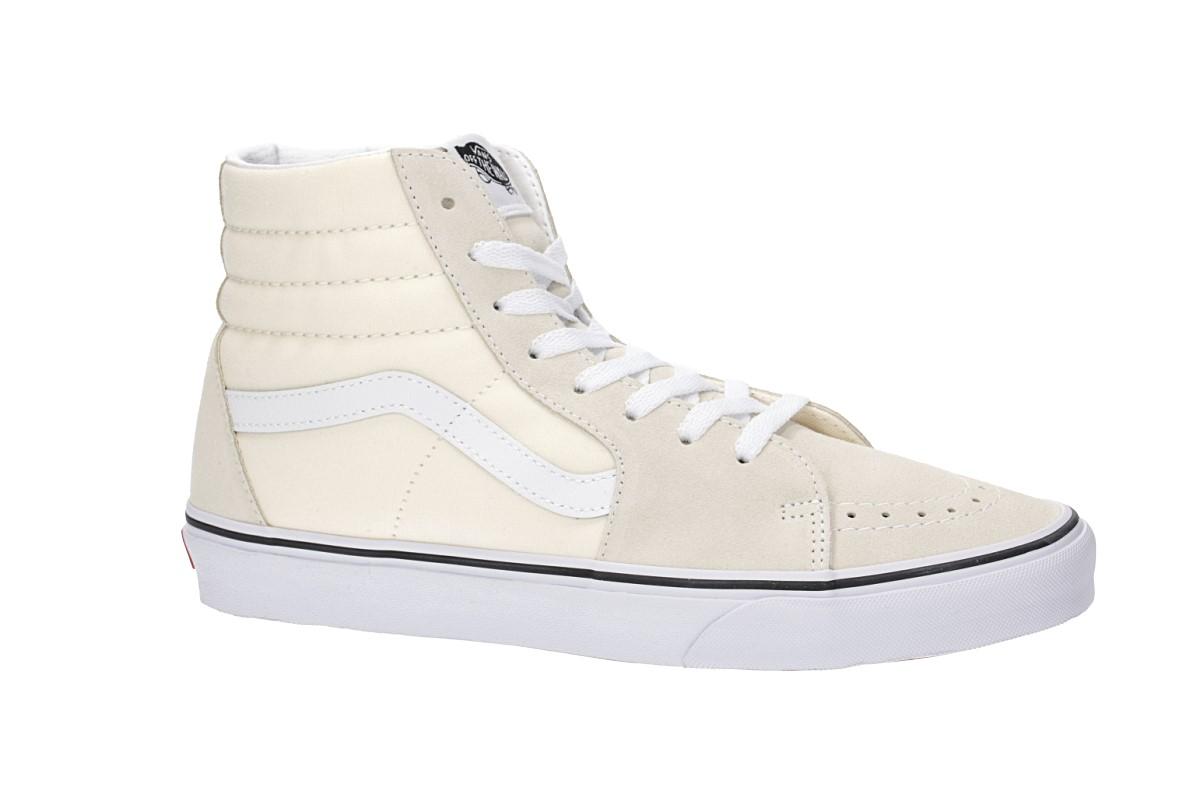 Vans Sk8 Hi Schoen (classic white true white)