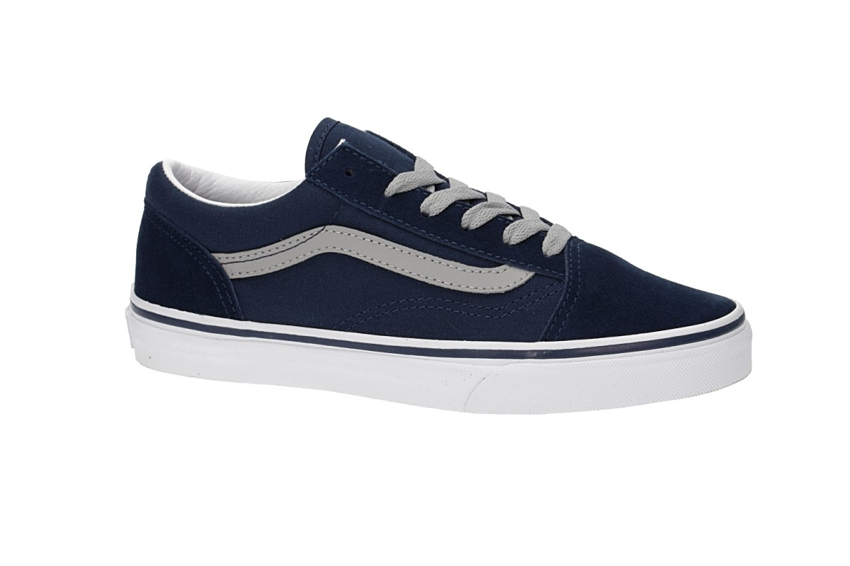 Vans Old Skool Chaussure kids (dress blues drizzle)