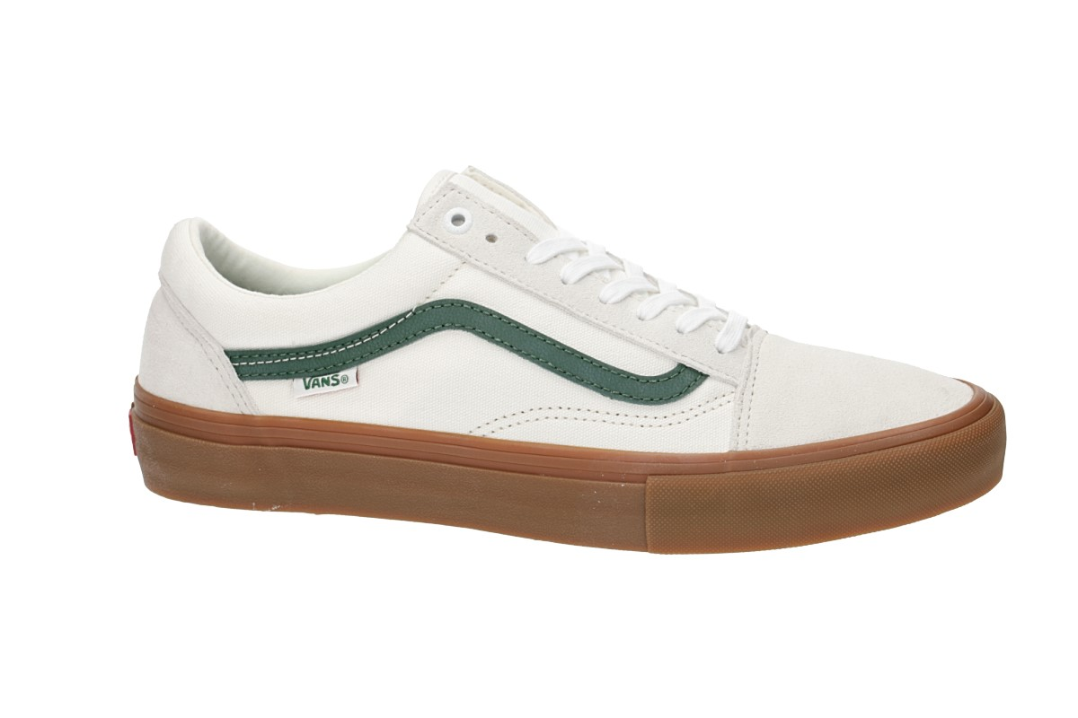 Vans Old Skool Pro Shoes (marshmallow alpine)