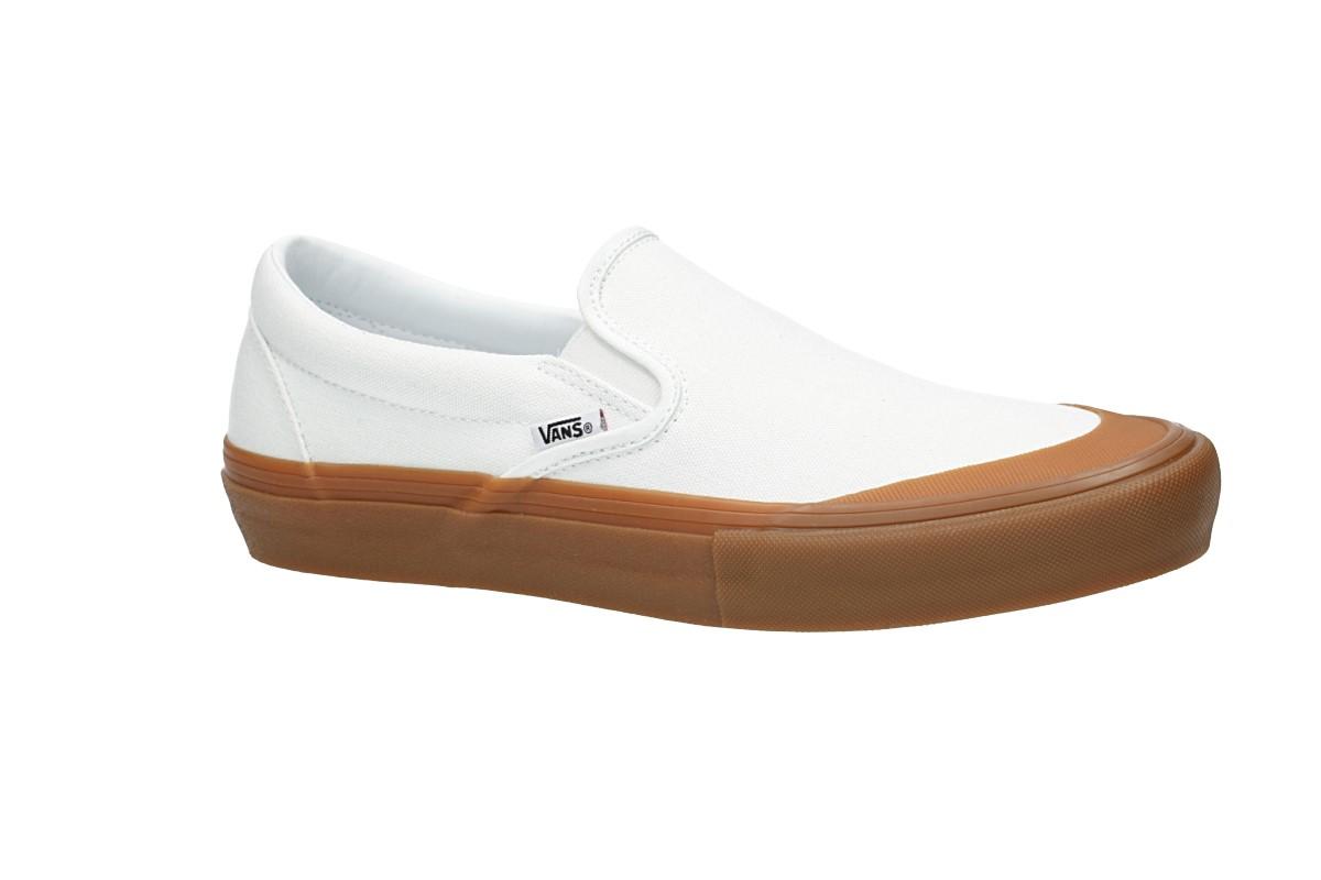 Vans Slip On Pro Shoes (pearl gum)