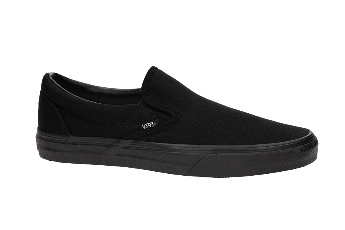 Vans Classic Slip-On Zapatilla (black black)