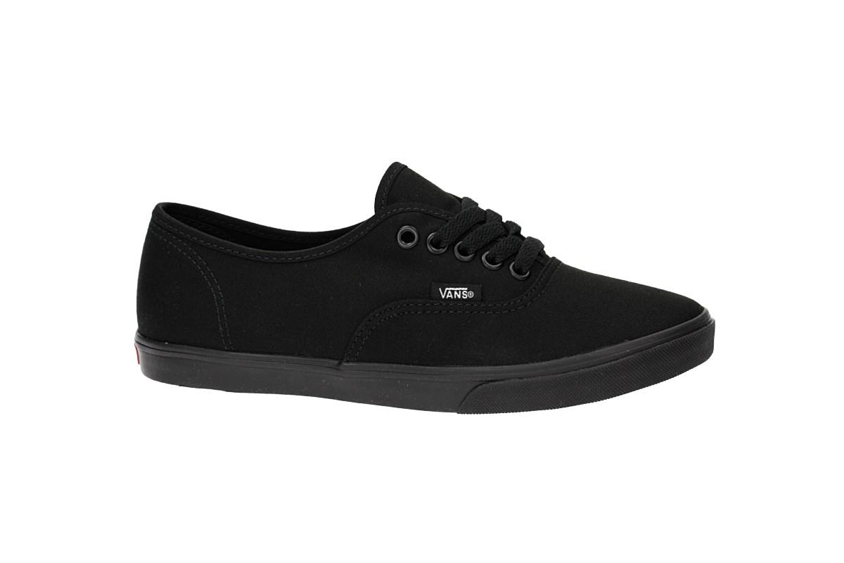 Vans Authentic Lo Pro Schuh women (black black)