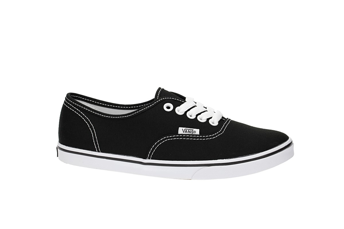 Vans Authentic Lo Pro Schuh women (black true white)