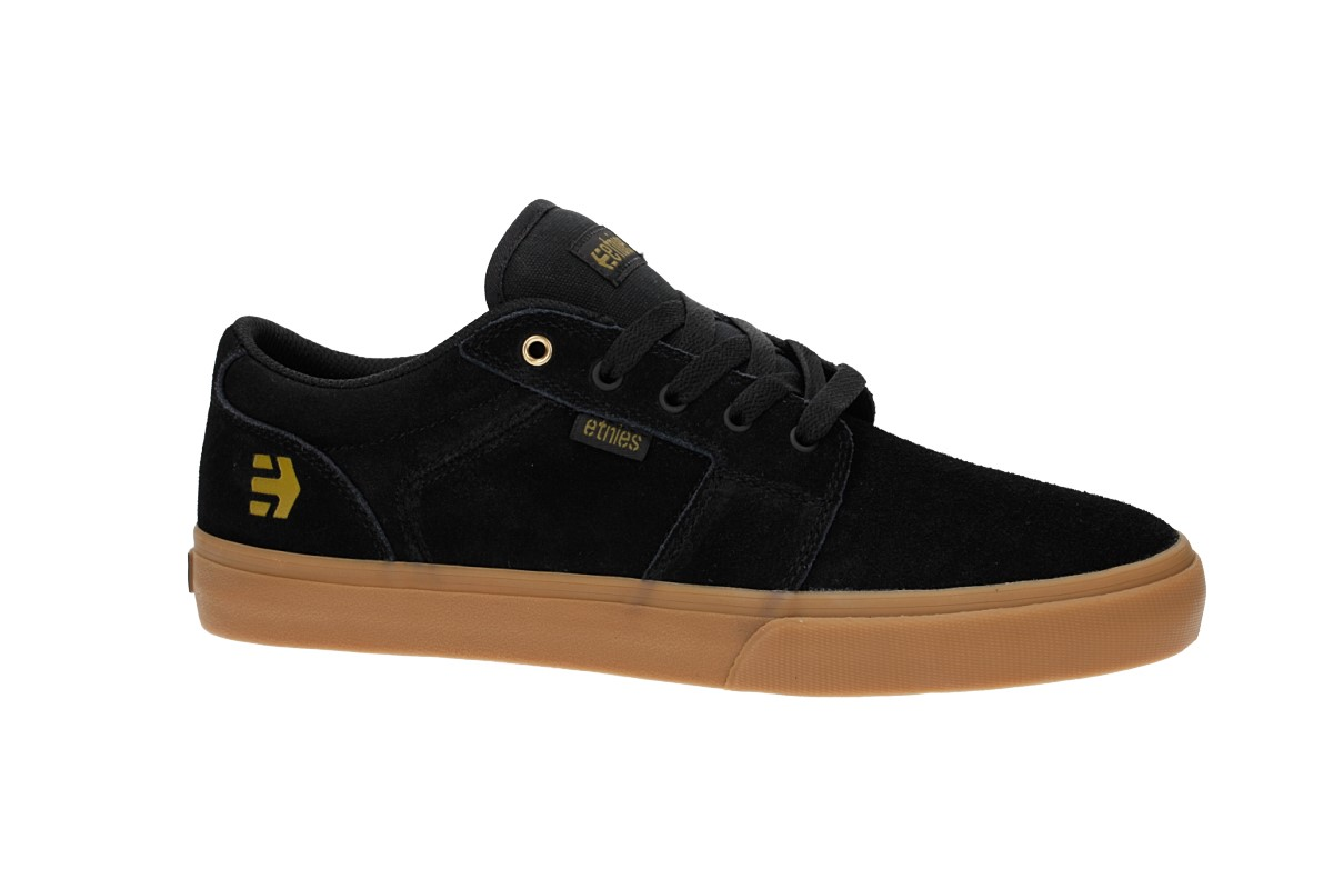 Etnies Barge LS Shoes (black gum)