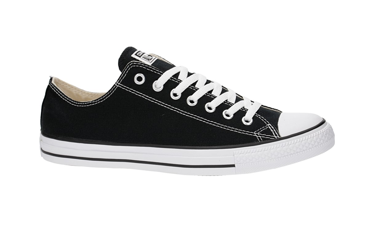 Converse Chuck Taylor All Star Canvas Schuh (black)