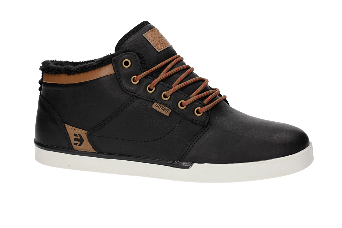 Etnies Jefferson Mid LX SMU Chaussure (black brown)
