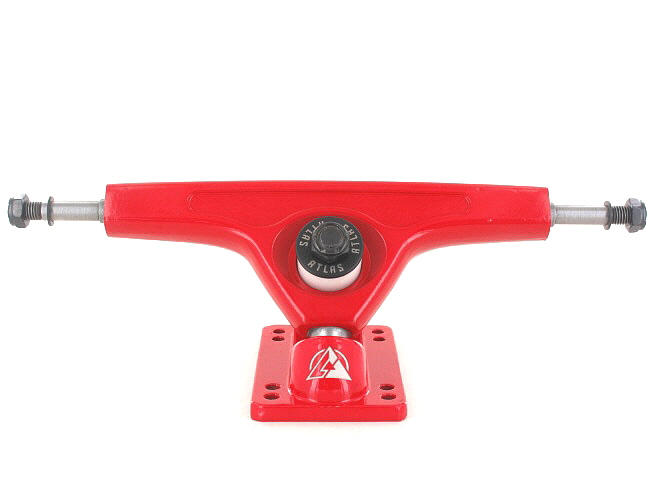 Atlas Trucks 180mm 48° Truck (red)