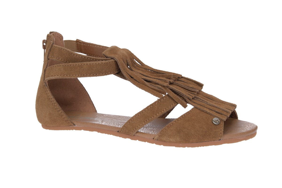 Volcom Backstage Chanclas women (cognac)