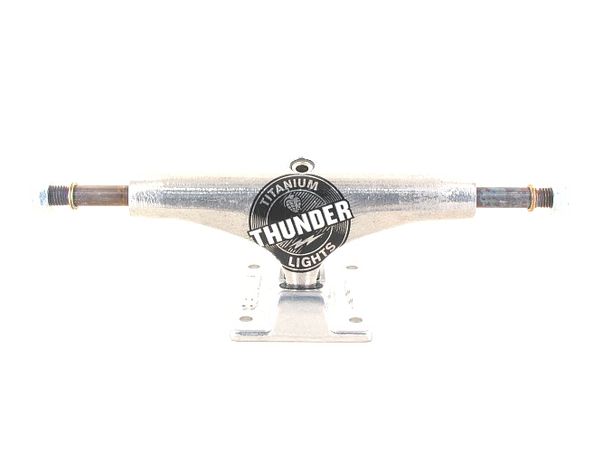 Thunder 145 High Lights Titanium #2 Truck (polished)