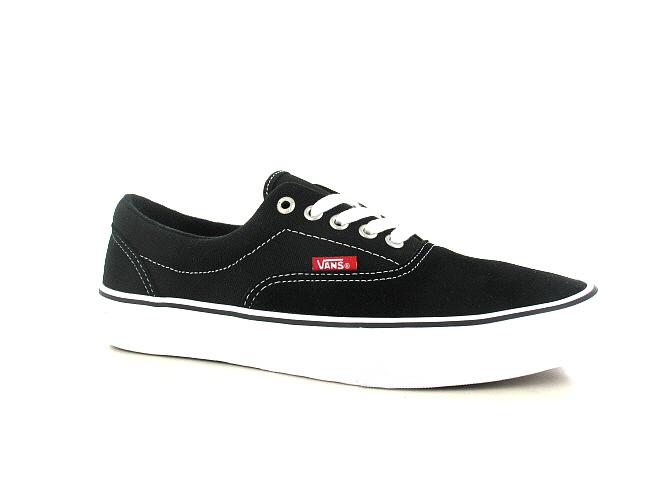 Vans Era Pro Suede Schuh (black white gum)