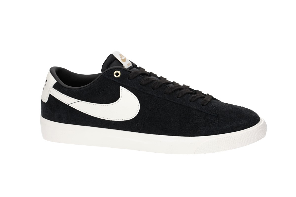 buy online d759c d4e04 Nike SB Blazer Low GT Shoes (black sail)