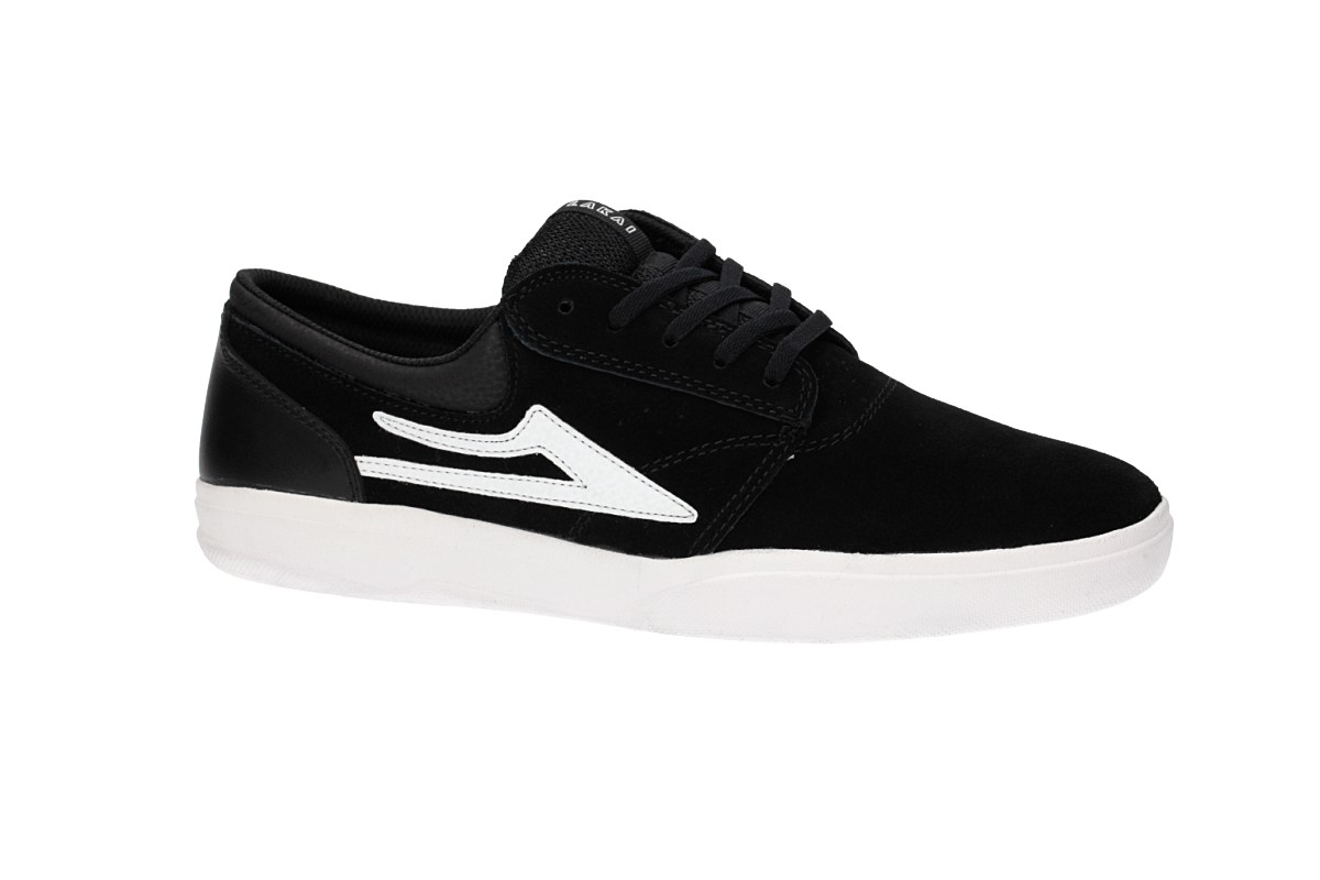 Lakai Griffin XLK Suede Chaussure (black white)