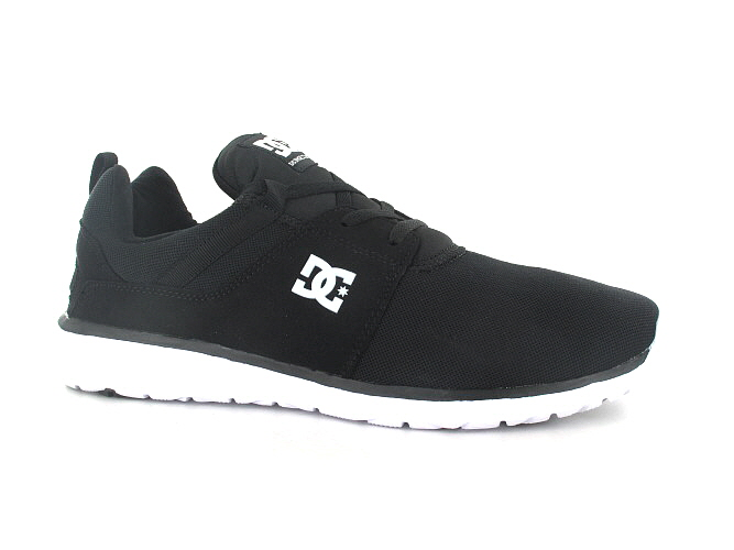 DC Heathrow Shoes (black white)