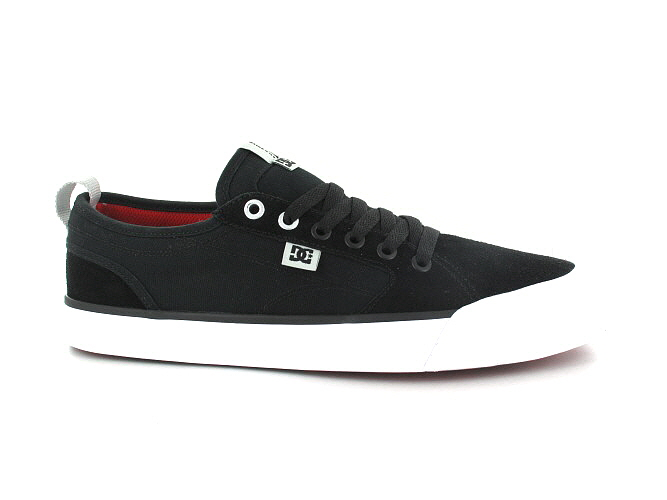 DC - Low Top Chaussures S Evan Smith Hommes, EUR: 44, Black