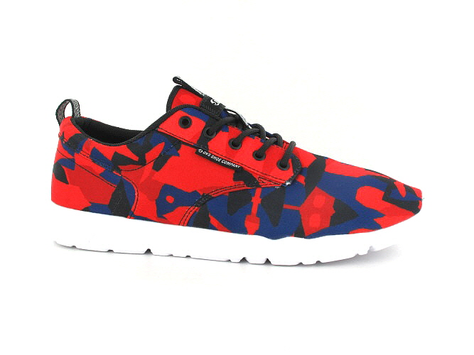 DVS Premier 2.0 Mesh Schoen (red blue black)