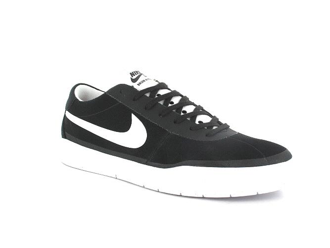 Nike SB Bruin Hyperfeel Chaussure (black white)