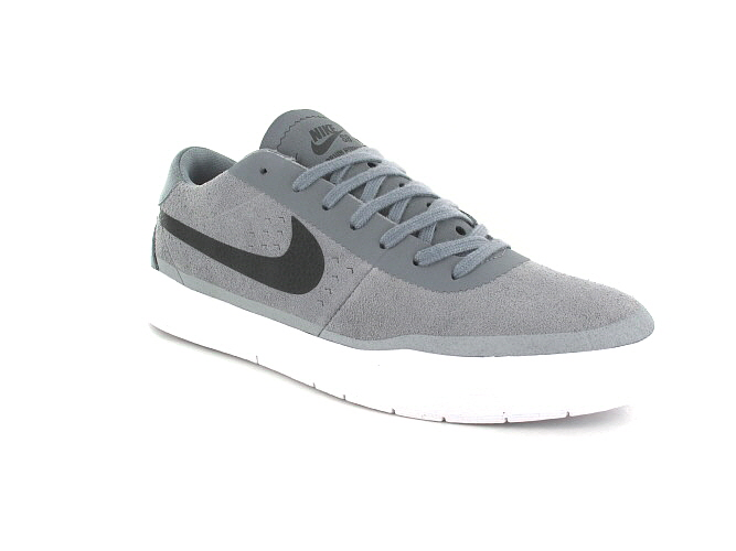Nike SB Bruin Hyperfeel Shoes (cool grey black)