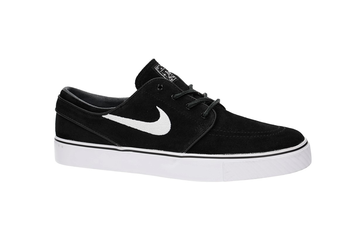 Nike SB Zoom Stefan Janoski OG Shoes (black white gum light brown)