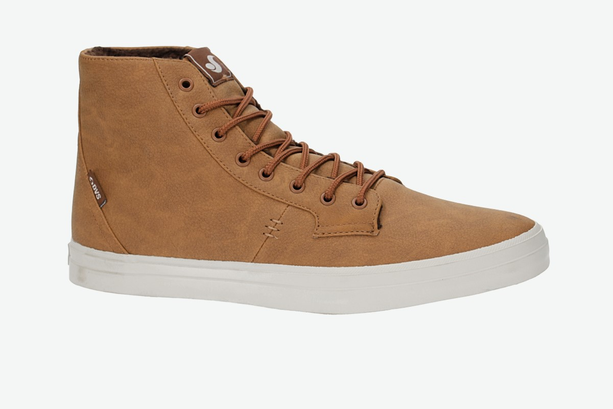 DVS Tripp Hi Shoes (brown)