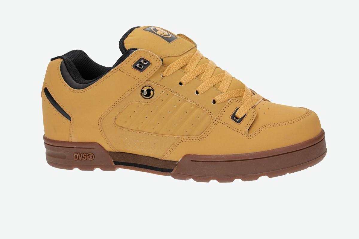 DVS Militia Snow Nubuck Shoes (tan)