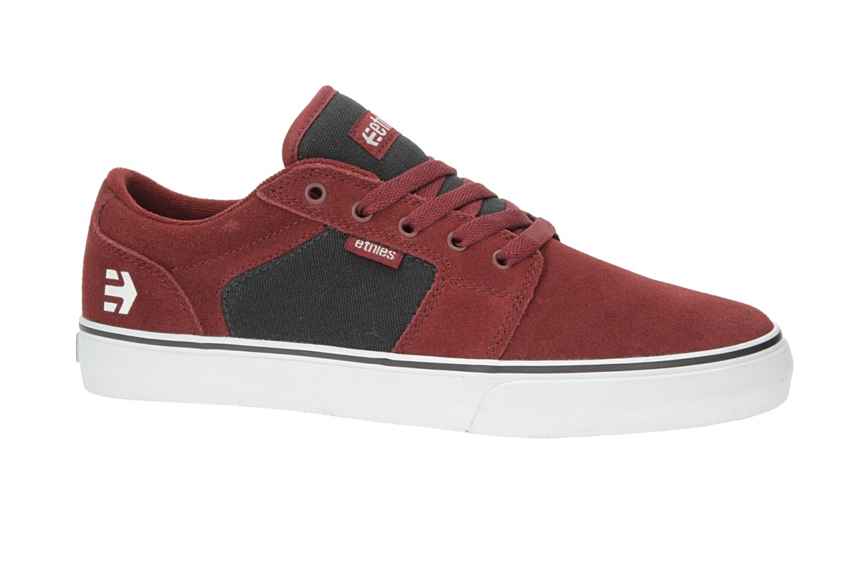 Etnies Barge LS Scarpa (red navy)