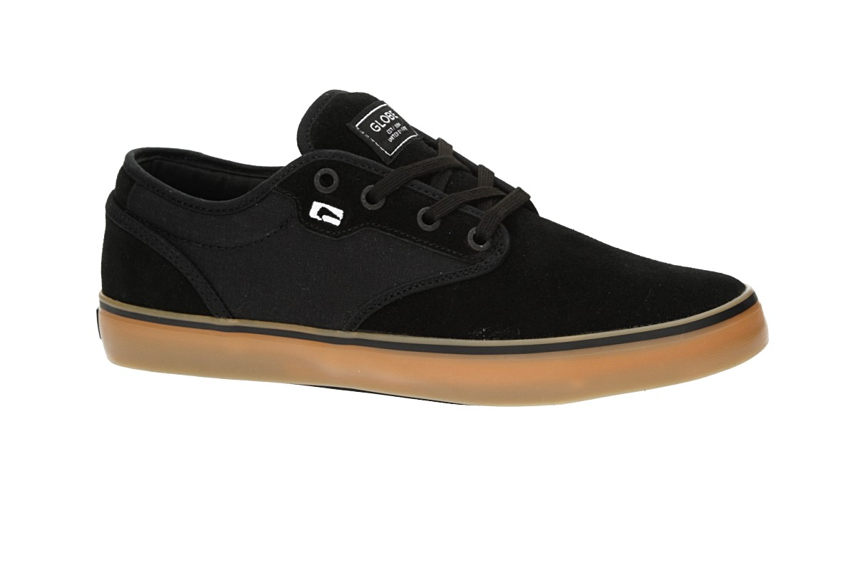 Globe Motley Schuh (black black gum)