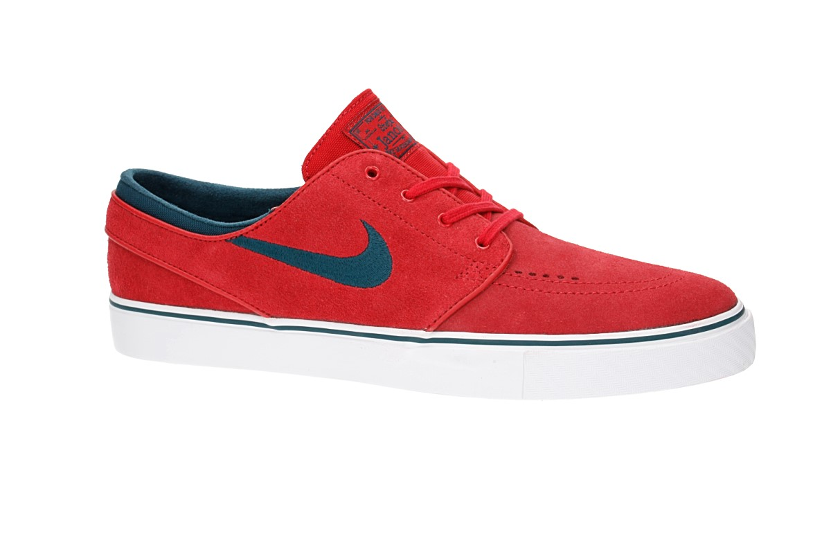 Nike SB Zoom Stefan Janoski Schuh (university red midnight)