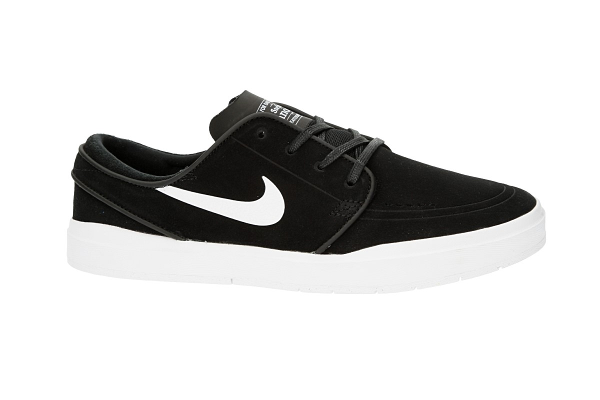 Nike SB Stefan Janoski Hyperfeel Shoes (black white)
