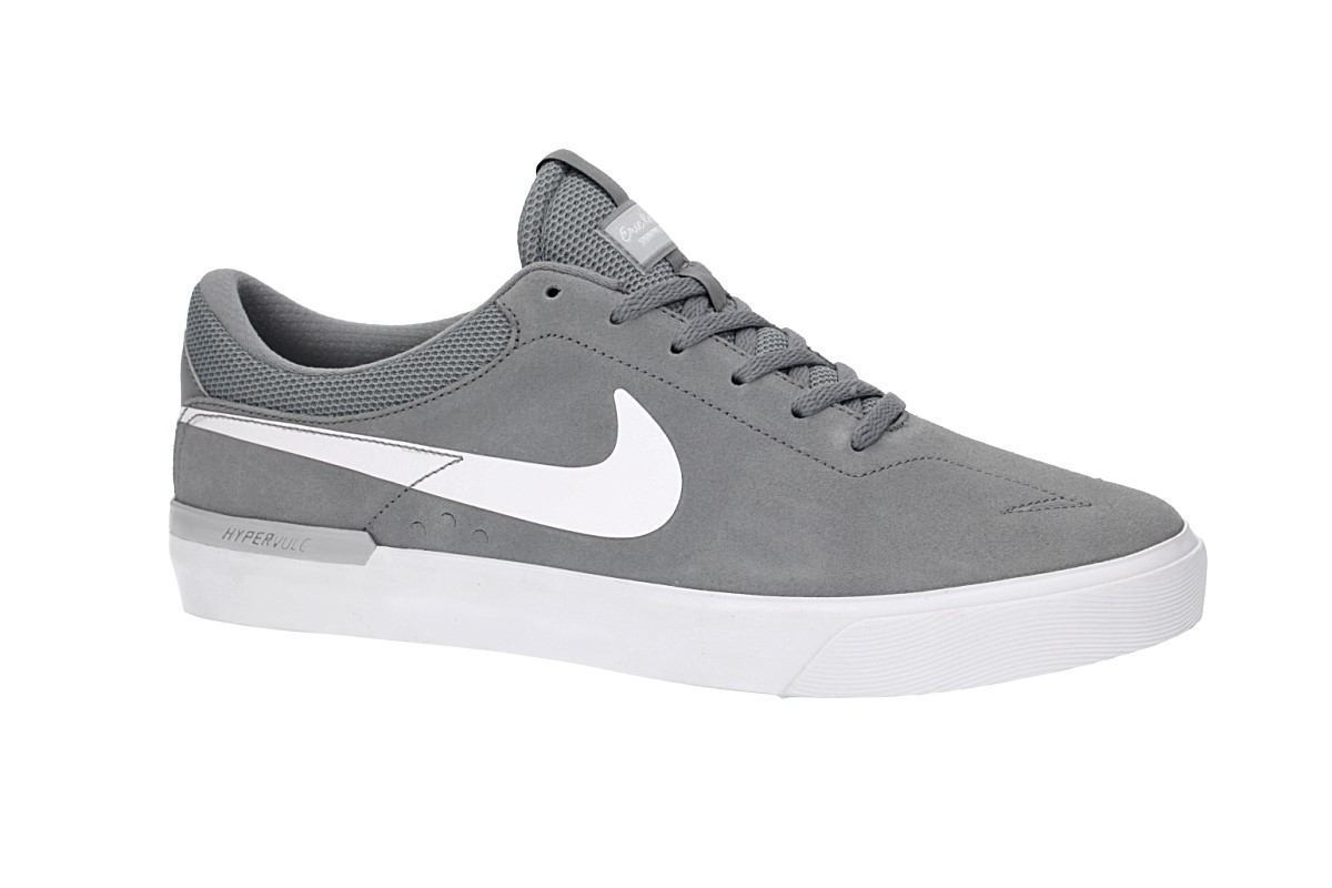 Nike SB Koston Hypervulc Schuh (cool grey white)