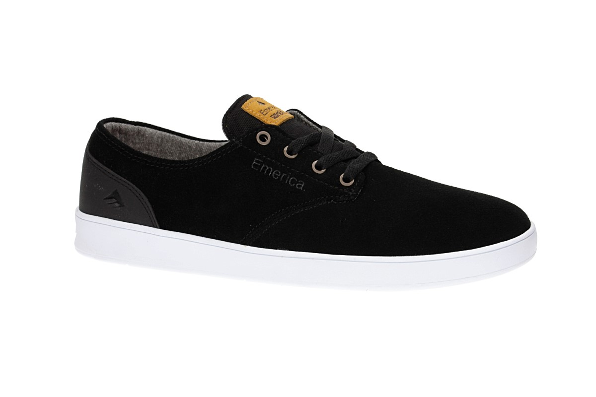 Emerica The Romero Laced Chaussure (black black white)