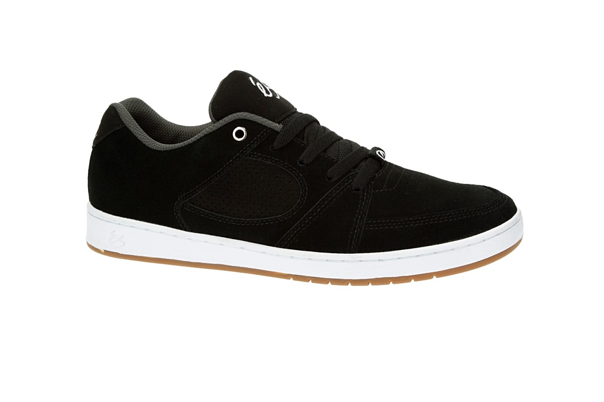 éS Accel Slim Shoes (black white)