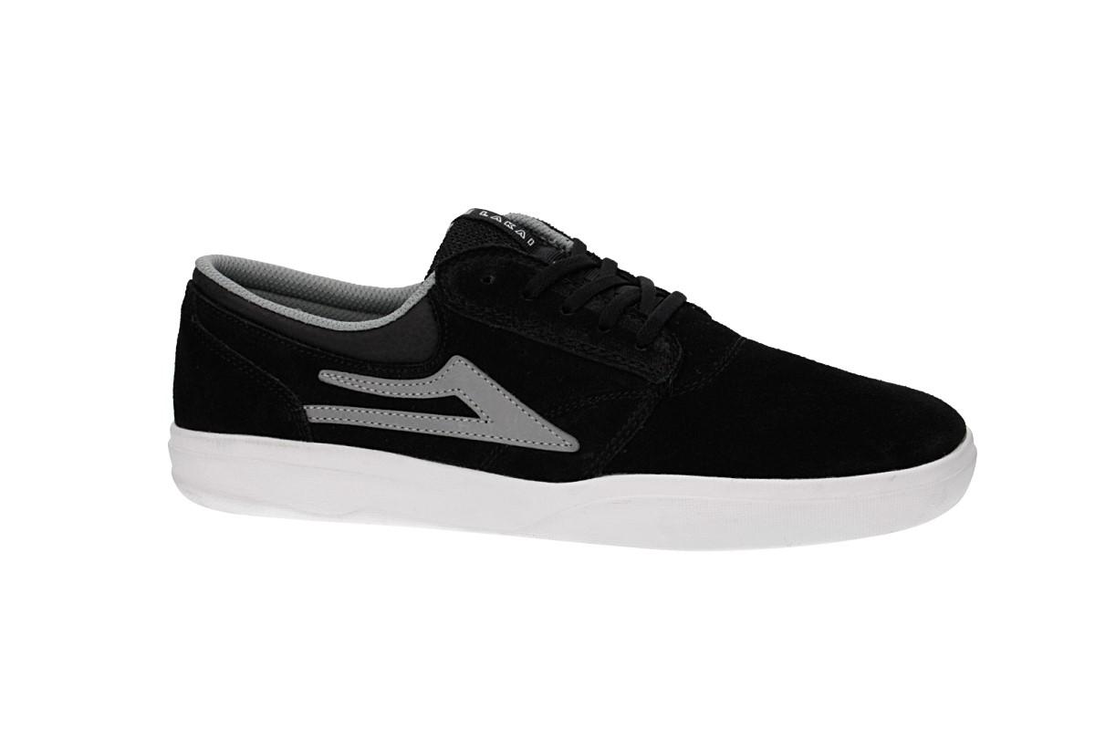 Lakai Griffin XLK Suede Chaussure (black grey)