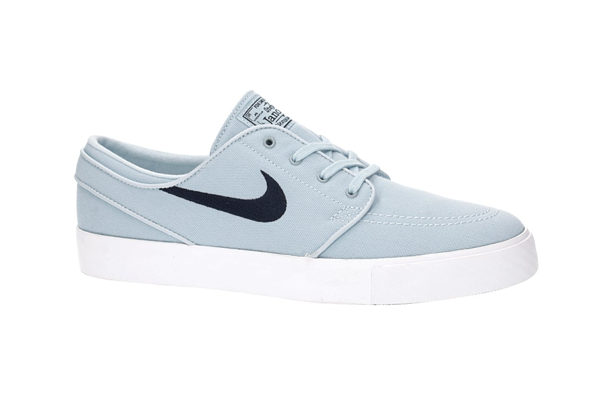Nike SB Zoom Stefan Janoski Canvas Schuh (light armory blue)