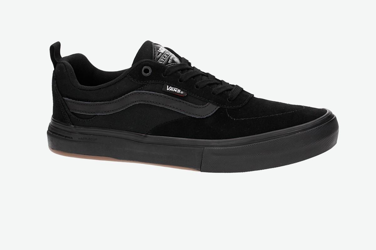 b4f446b9003 Vans Kyle Walker Pro Shoes (blackout) buy at skatedeluxe