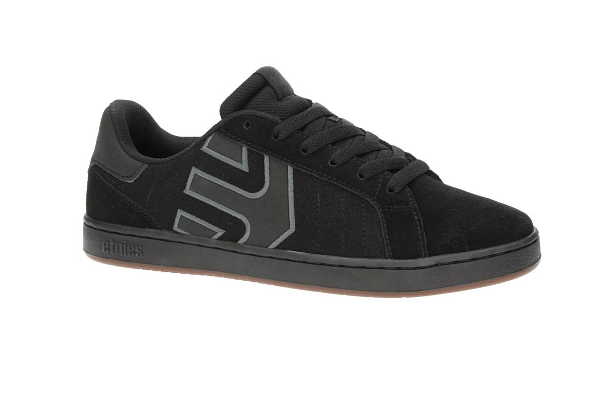 Mens Sneakers Etnies Fader LS Black/Charcoal/Gum V165O8207B