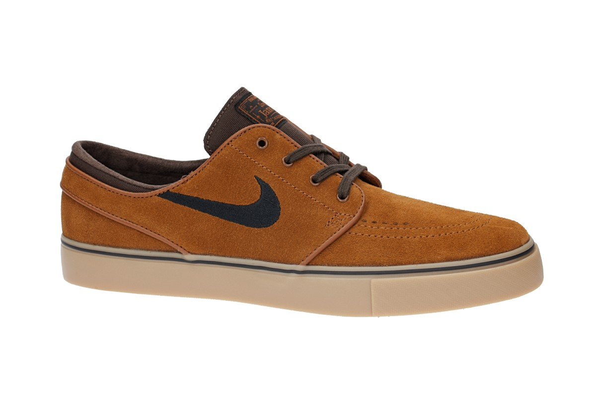 Nike SB Zoom Stefan Janoski Shoes (hazelnut black)