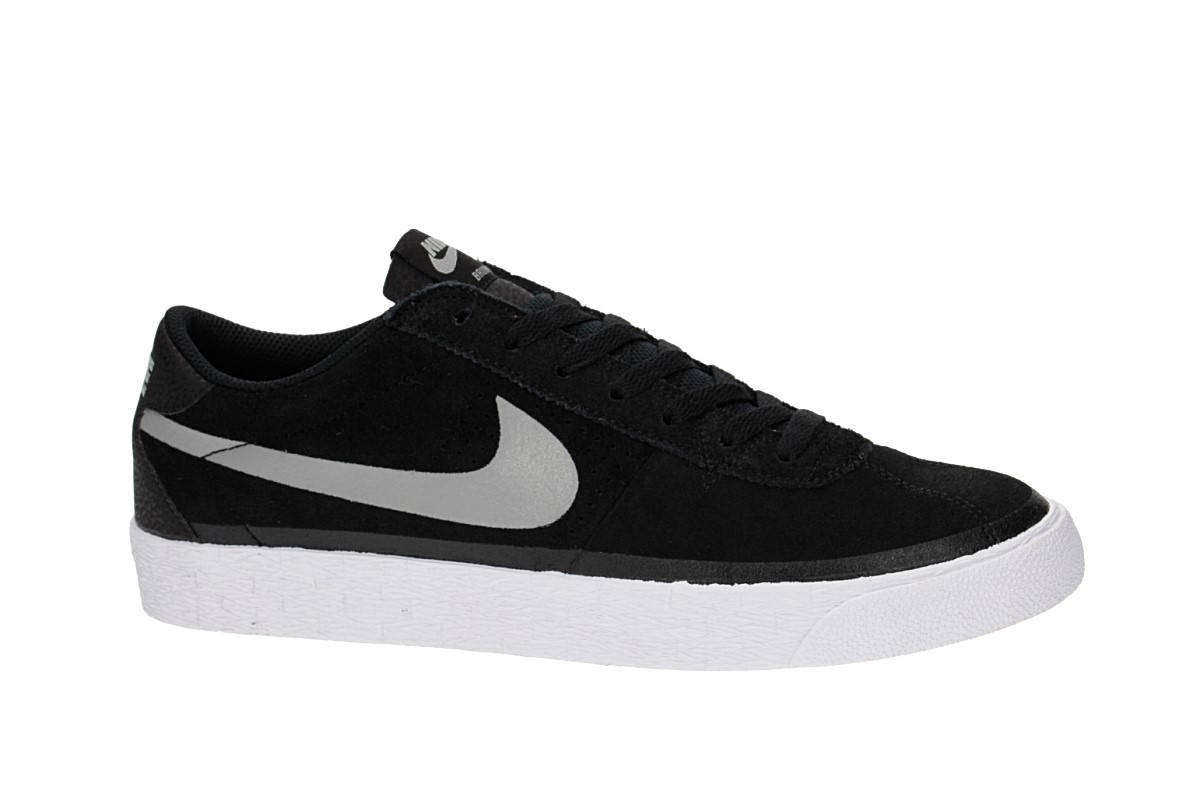 Nike SB Bruin Premium Shoes (black base grey)
